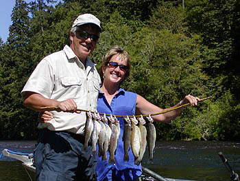 McKenzie River Trout Fishing