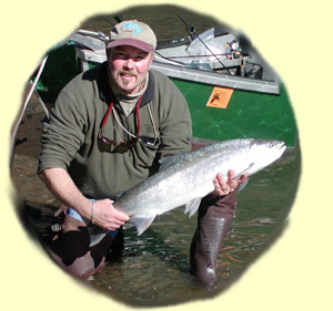 Oregon Steelhead Fishing, Oregon Salmon Fishing, McKenzie River Trout Fishing